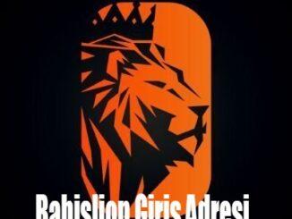 Bahislion Giriş Adresi